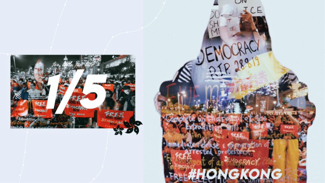 """#freetoedit .  [ repost ]     [ • ] I hope you all are aware of what is happening in Hong Kong. If not, I'll try to explain it to the best of my knowledge.    Hong Kong is a semi autonomous asian country and is under the Chinese government. That simply means that not all rules of China are imposed here. For example, the people of Hong Kong have the right to free speech and can surf internet without any restrictions ( People in China cannot do so).  In May, a bill was proposed called the """"extradition bill"""" which would allow people of Hong Kong accused of 'xyz' to be taken/extradited to China. This would mean those people would lose their freedom and would be convicted under the strict Chinese laws. [ This is as much I know, be sure to do your own research ]  Since then protests have been going on continuously in Hong Kong in opposition of the bill The Chinese government has been trying to turn the world on its side through false or controlled news narratives.  Protests can get ugly and there has been violence involved. The protesters are doing everything they can like cutting face identifying poles (pretty bada*s)   Currently, the bill has been withdrawn as announced by Carrie Lam (this is one shady woman, do your research) but the protests and demonstrations are to continue to reach the other 4 demands because the withdrawal of the bill was """"too little, too late"""". They want all the 5 demands to be fulfilled and """"not one less"""".  We cannot do much for them but at least we can pray for them and spread correct information. Hong Kong is very close to my heart and I really do hope their sacrifice will be worth something.       ."""