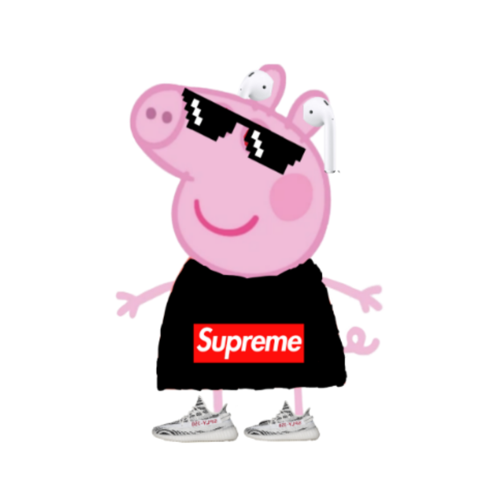 #supremestickerremix     Supreme