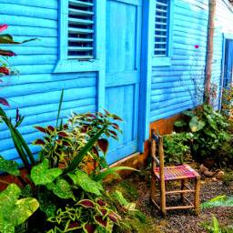 photography littlethings littlehouse colorful blue