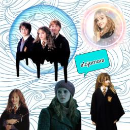 freetoedit triodeoro howarts gryffinfor hermionegranger
