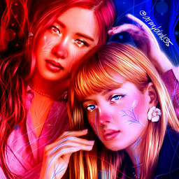 freetoedit chaelisa blackpink lisa ros