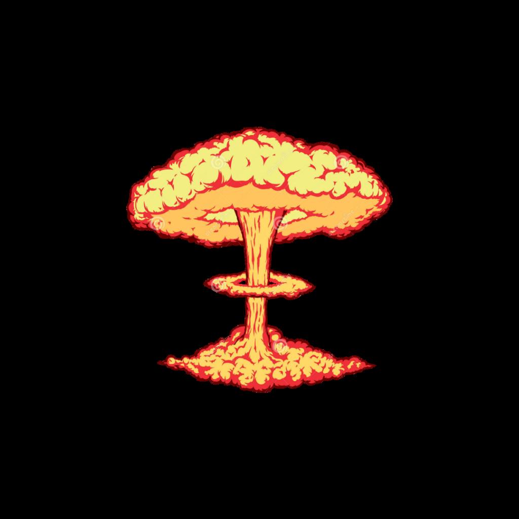 #explosion #nuclear #mushroom