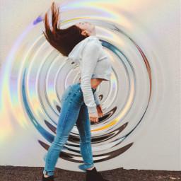 freetoedit ircinmotion inmotion watereffect rainbow