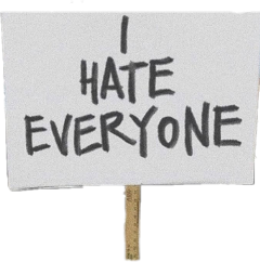 hate hatrid anger angry shout freetoedit