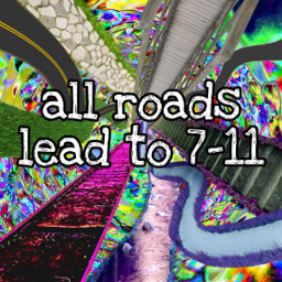 711 seveneleven roads trails paths freetoedit