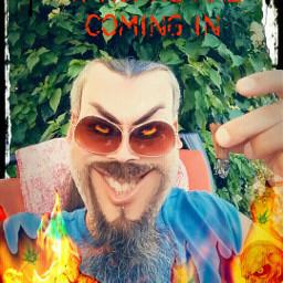 snapshot me smoking devilslettuce snapchatfilter