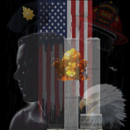 freetoedit 911 neverforget twintowers nyc