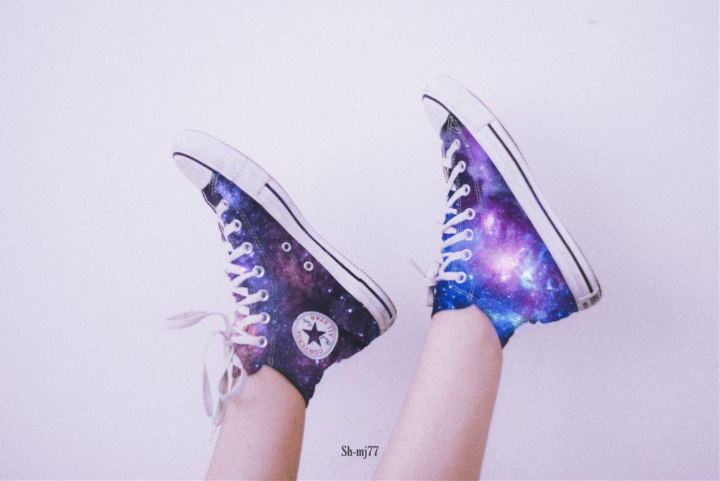 #freetoedit#galaxy#shoes#feet#be_creative#picsart#heypicsart