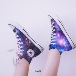 freetoedit galaxy shoes feet be_creative