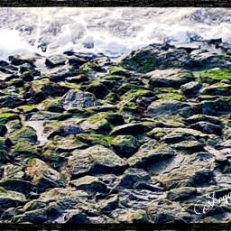 freetoedit nature natura mar rompeolas