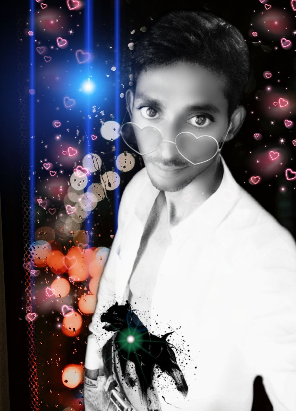 #freetoedit #editing #holographic #fotoshooting #desiboy