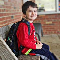 freetoedit milo smiles school kindergarten