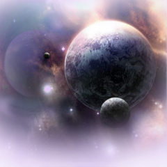 ftestickers sky space planets galaxy freetoedit