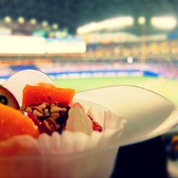 sweets yummy stadium ballpark
