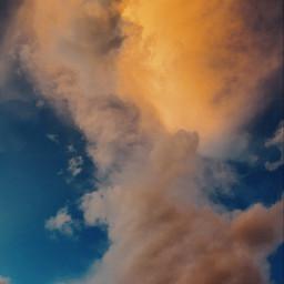 clouds cloudsandsky color sky nature freetoedit freetoeditremix