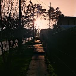 freetoedit sidewalk home afternoon