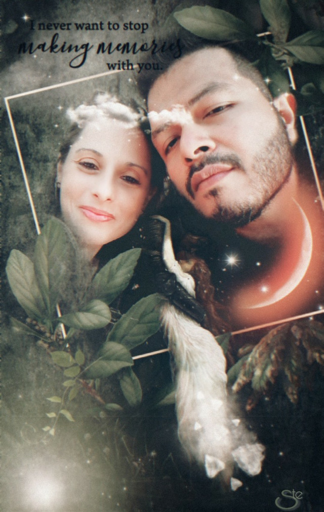 #art #couple #artists #avoluv #memories #magical #dreamy #moon #green #nature #stestyle #ste2019 #madewithpicsart and #love #meandyou ♥️ @papamidnight177