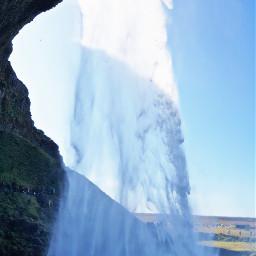 freetoedit waterfall landscape nature myphoto