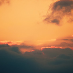 myphotography sky clouds colors sunset freetoedit