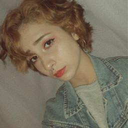 freetoedit cute girl hair blondie