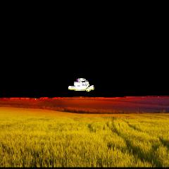 ftestickers field meadow grass wheat freetoedit