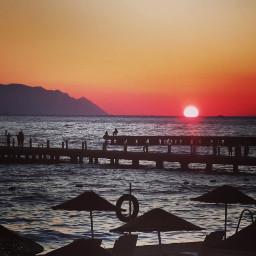 sunset sunsetlovers holiday