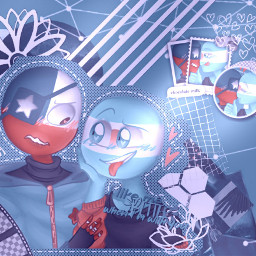 ch countryhumans chile argentina countryhumansedit freetoedit