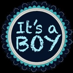 itsaboy babyboy label bluelabel etikett scrapbooking scrapbook scrapelement freetoedit