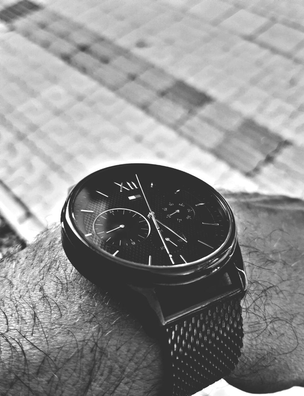 #watch #time #blackandwhite