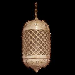 lantern white hanging light decor freetoedit