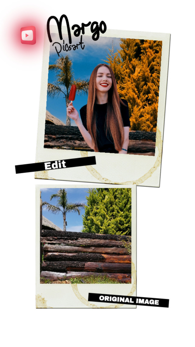INSTAGRAM: @margo34277 YOUTUBE CHANNEL: Margo Picsart  #freetoedit #girl #landscape #bosque #forest #street #calle #arbusto #hojas #sky #paleta #ice #pino #arbol #outfit #sun #plant #day #lips #eat #smile
