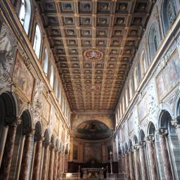 rome basilicadisanmarco ancient sacredplaces church