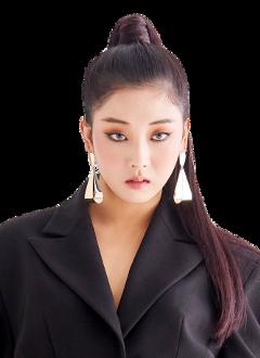 kpop clc seungyeon freetoedit