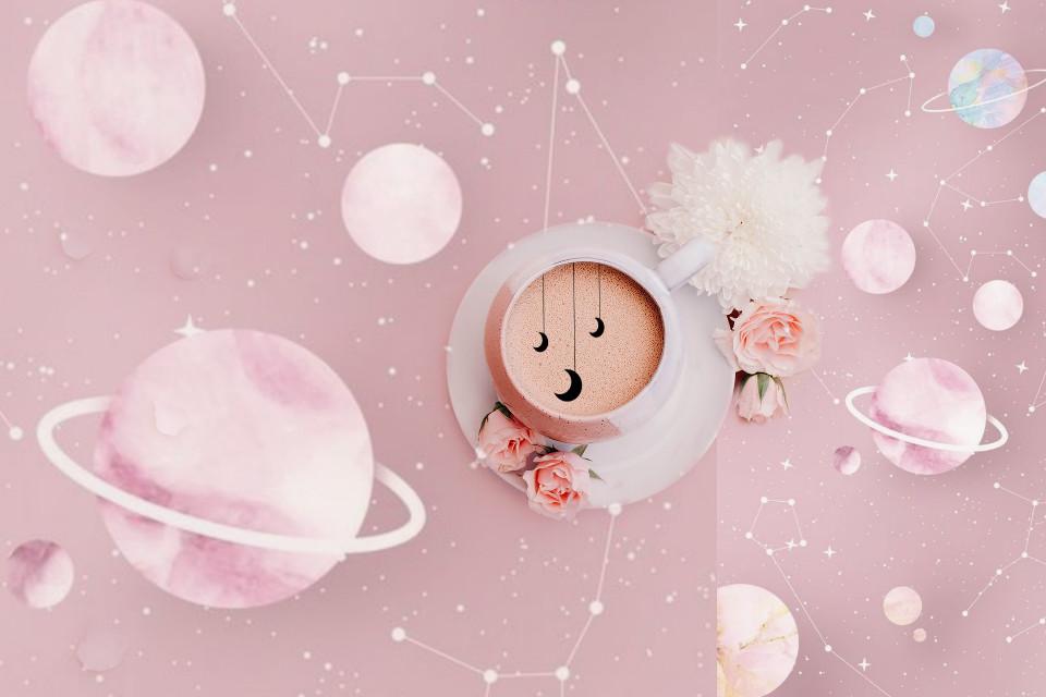 #freetoedit #pink #coffee  #ircpinkremix #pinkremix #PD