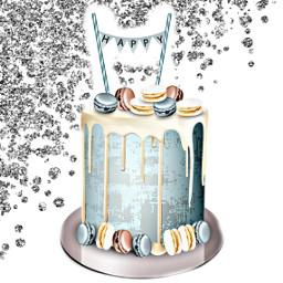 freetoedit gems birthdaycake
