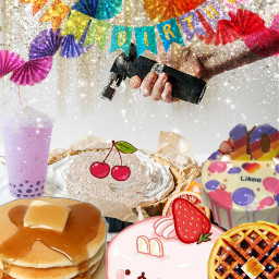 party partyfood foodies funfunfun beautiful freetoedit ircmeringuepie