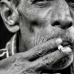 oldage indianoldman blackandwhite oldindianman harshitmeena freetoedit pcblacknwhite
