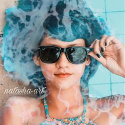 freetoedit madewithpicsart myedit double_exposure girl