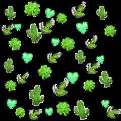 sticker background emoji green freetoedit