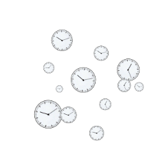 clock clockoverlay freetoedit
