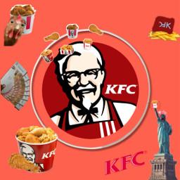 freetoedit kfc chicken nuggets friedrat