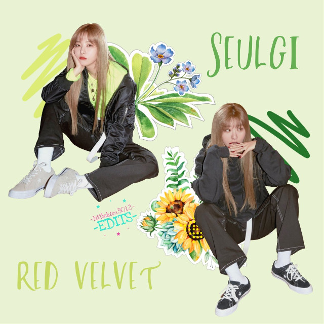 Seulgi 🌿   Hope you like it my little kim's ♥️🍒 Tysm for 6.4k followers 🎉💙💚♥️💕✨🤧  Today I have two artists, they are @babychimmie and @btseditsm 💕✨ Their works are really amazing 😉  🍃 Request Open 🔓   ---🍒 Tags 🍒---  #seulgi #kangseulgi #redvelvet #redvelvetseulgi #kpop #kpopredvelvet #kpopedit #redvelvetedit #seulgiedit   #freetoedit