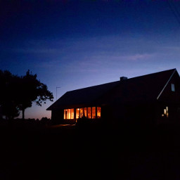 morning sunrise village pcafterdark afterdark