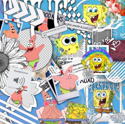 freetoedit spongebob squarepants spongebobsquarepants patrick