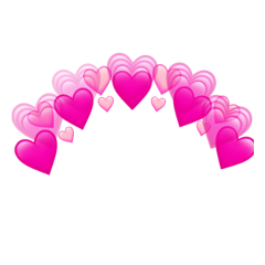 heart crown hearts heartemoji freetoedit