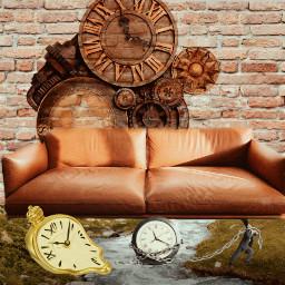 freetoedit sofa vintage clocks chain ircsofafortwo