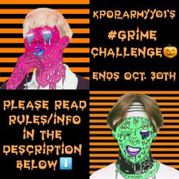grimechallenge🎃 ever kpop challenge kpop_armyy01 grimechallenge🎃
