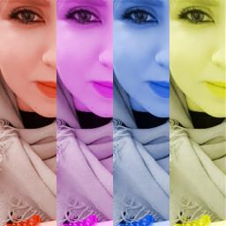 clourful rainbows edit beautiful picsart