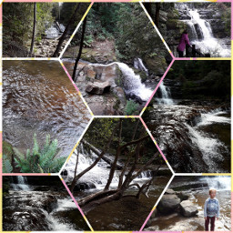 tasmania australia waterfall