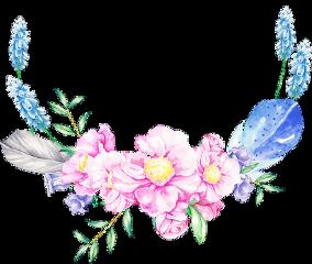 feather feathers flower flowers arrangement ftesticker freetoedit
